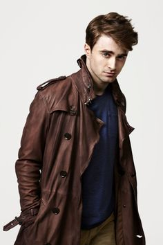 Daniel Radcliffe looking good