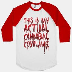 This Is My Actual Cannibal Costume #Shia #Labeouf