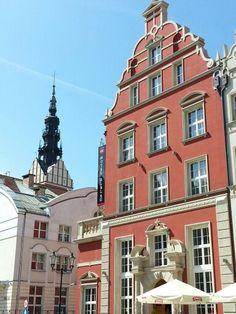 Elbląg Old Town