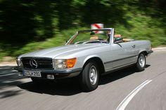 Kaufberatung Mercedes SL 280 bis 500 SLC - R/C 107: Der dritte SL: Hart, aber…