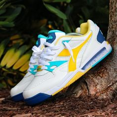 """SURVIVAL on Instagram: """"RESTOCK! The Diadora Rebound Ace is back in stock! Shop the latest In-Store and Online at www.SURVIVALMIAMI.com 💻📦 #Diadora #Sneakers…"""" Diadora Sneakers, Stay Fresh, Rebounding, Survival, Store, Shopping, Instagram, Fashion, Moda"""
