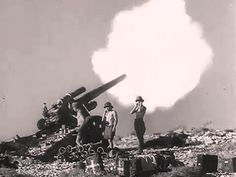 Obus S.f.H 18 de 150mm (Alemania III Reich) - YouTube