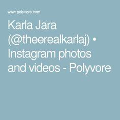 Karla Jara (@theerealkarlaj) • Instagram photos and videos - Polyvore