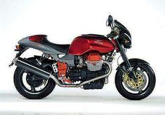 Moto Guzzi V11 Sport Rosso Mandello
