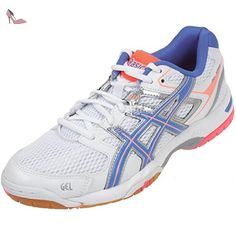 2341343705219 Asics - Spike gel ii blanc - Chaussures volley ball - Blanc - Taille 40.5 -