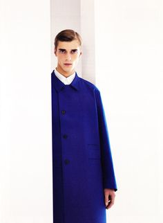Snap! | To the Archives! Clément Chabernaud for Jil Sander Spring 2007 image clementjilsander