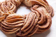Seattle Pastry Girl: Estonian Kringle-One Gorgeous Cinnamon Roll-Maybe