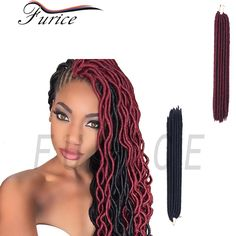 Best Selling Braiding Crochet Hair Extensions Faux Locs  Synthetic Dreadlocks Beads 2x Havana African Hairstyles Braids