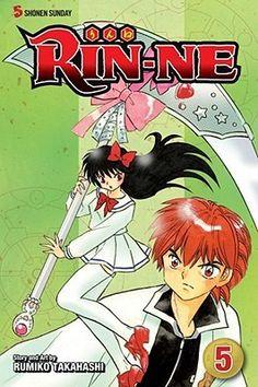 Rin-Ne 5--I love Ageha's scythe