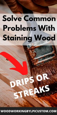 Looking for information on how to stain wood?  In our article we will provide the best wood staining techniques for you DIY wood projects.  Our wood staining techniques ideas give you an insight which will save you time and give you the best way to apply stain to wood for your woodworking projects. #woodstain #woodworking #diy #diyproject #tablebuild #furniturebuild #farmhousestyle Diy Wood Signs, Painted Wood Signs, Wood Staining Techniques, Water Based Wood Stain, Stain Wood, Wood Gifts, Diy Wood Projects, Shop Ideas, Painting On Wood