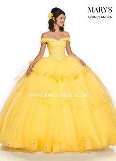 Ball Gown Dresses, 15 Dresses, Dress Prom, Fashion Dresses, Vestido Charro, Quinceanera Collection, Pretty Quinceanera Dresses, Mary's Bridal, Quince Dresses