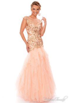 Style P21082 - Precious Formals Collection by Precious Formals