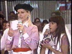 Mara Maravilha no Xuxa Hits - 1995