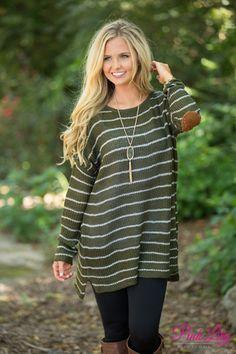 Love Me The Same Striped Sweater