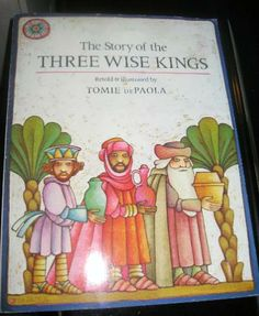 To celebrate Three Kings' Day or Epiphany on Jan 6: 1. Read: The Story of the Three Wise Kings  2. Have a treasure hunt to find a figure of baby Jesus  3. Make a Star craft