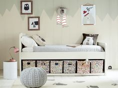 Mazeballs kids' bed