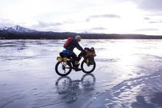 RJ Sauer | Iditarod Trail Invitational adventure bike race | www.monologblog.com