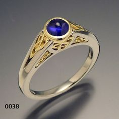 Celtic Rings and Jewelry - Foxfire Jewelers Studio