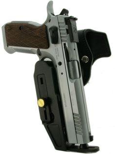 Speed Machine Holster Tactical Equipment, Tactical Gear, Assault Weapon, Hunting Rifles, Cool Guns, Guns And Ammo, Firearms, Hand Guns, Revolvers