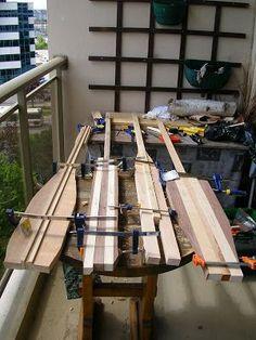 Paddle Making (and other canoe stuff): Paddle Blanks
