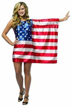 Rasta Imposta Flag Dress USA from Rasta ...