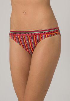¡Cómpralo ya!. LingaDore AZTECA Parte de abajo bikini peru print.  , bikini, bikini, biquini, conjuntosdebikinis, twopiece, trisuit. Bikini  de mujer color rojo de Lingadore.