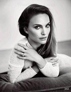 Natalie Portman's Stunning ELLE UK Cover Shoot