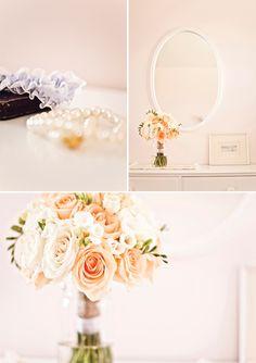 Magnolia Rouge: Matakana wedding by Danelle Bohane