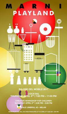 fourfancy Magazine: Aspettando il Salone del Mobile - MARNI
