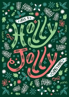 25 beautiful business christmas cards designs for your inspiration have a holly jolly christmas reheart Image collections