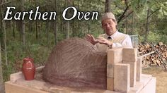 Uploaded on Dec 2011 In this video we show you how to build an earthen oven. Wood-fired earthen ovens are easily documented all the way back the ancient Romans. Likewise, they are easily . Camping Survival, Survival Tips, Colonial, Clay Oven, Primitive Technology, Primitive Survival, Living Off The Land, Rocket Stoves, Earthship