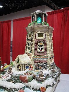 Medical Prepster: gingerbread houses