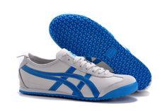 98cde740ff (White/ Blue) Onitsuka Tiger Mexico 66 Shoes #onitsukatiger Puma Sneakers,  Adidas
