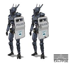 The practical and digital tech behind Chappie | fxguide