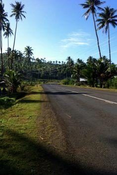 Take a bike ride down the Hibiscus Highway, near Savusavu and Koro Sun | photo by Ann Kerr