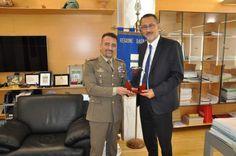L'esercito- Incontri istituzionali in Basilicata