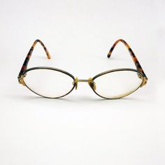 LOZZA  80s eyeglasses  womens eyeglasses  by BertolaVintage