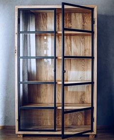 Architektur Upcycle an old bookcase? Upcycle an old bookcase? The post Upcycle an old bookcase? Industrial Furniture, Home Furniture, Furniture Design, System Furniture, Green Furniture, Modern Industrial, Furniture Plans, Antique Furniture, Cheap Home Decor