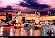 Image result for london sunset england