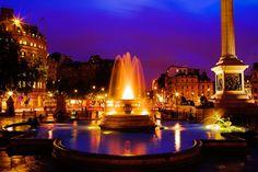 molto bella la fontana del centro di londra