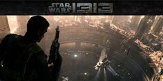 There can never be enough Star Wars in the world... Star Wars 1313 logo and keyart