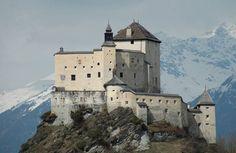Schloss Tarasp, Switzerland