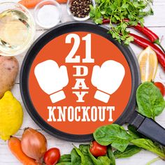 I created an eating plan (recipes/menus/smoothies) and a guide called 21 Days of…