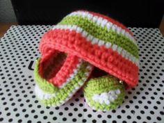 crochet shoes for babies