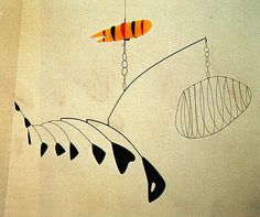 Calder, Alexander - 1939 Lobster Trap and Fish Tail