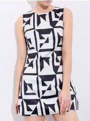 Aomfortable Round Neck  Assorted Color Bodycon-dress
