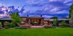 Tour a Craftsman Home With a Hip Theater in Cherry Hills Village, Colo. | 2016 | HGTV