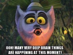 Oh, King Julien, I love you! King Julian Madagascar, Madagascar Movie, Penguins Of Madagascar, Movie Quotes, Funny Quotes, Funny Memes, Tv Quotes, Hilarious, King Julian Quotes