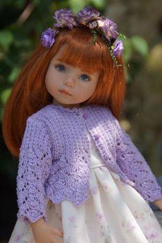 poupée réaliste, jolie poupée princesse