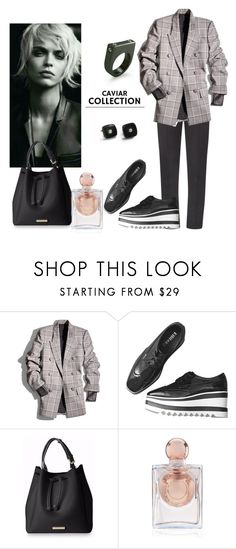 """""""Caviar collection"""" by sofiacalo ❤ liked on Polyvore featuring Maticevski, Alexander Wang and La Perla"""